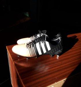 Оригинальные бутсы adidas nitrocharge1.0
