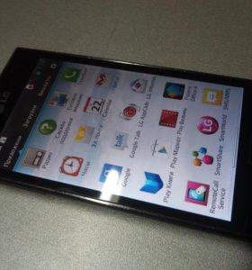 LG на андроиде
