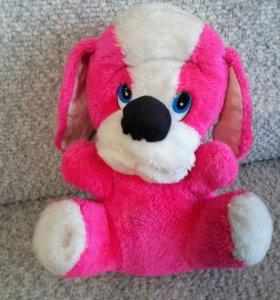 Собачка мягкая игрушка