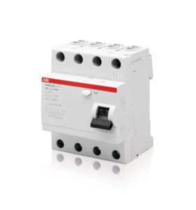 Выключатель диф. тока ABB FH204 AC-40/0,03