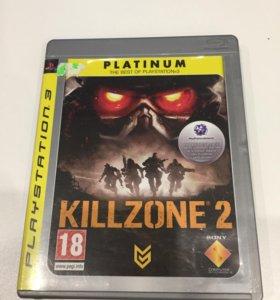"""Диск на PS3 """" Killzone 2 """""""