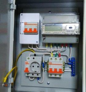 Щит учёта электроэнергии