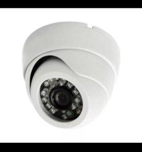 2 Мп AHD камера видеонаблюдения