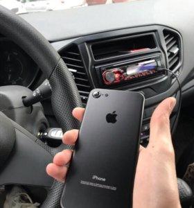 Задняя крышка iPhone 7 Black edition