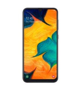Смартфон SAMSUNG Galaxy A30 (2019)