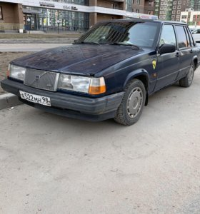 Volvo 740, 1991