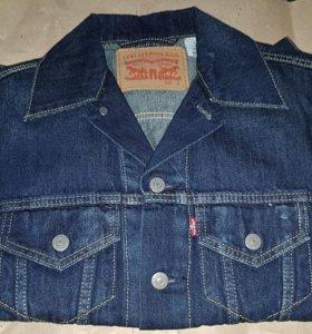 Джинсовая куртка Levis Jacket р S из США новая