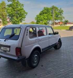 ВАЗ (Lada) 4x4, 2014
