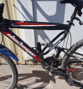Велосипед челенжер