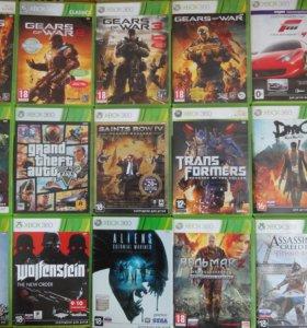 Игры Xbox 360, One (лицензия)