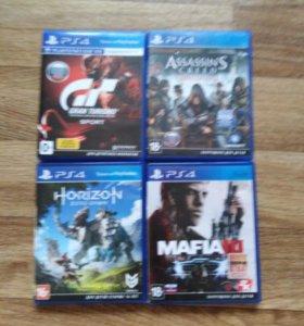 Игры PS4 (обмен)