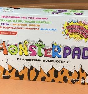 "Планшет Turbo MonsterPad 7"" 8Gb Wi-Fi Orange"