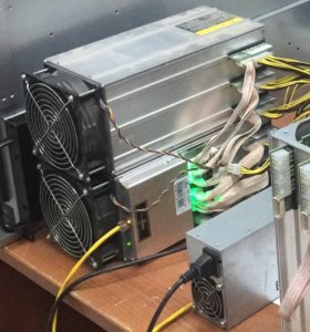 Переделка под Antminer S9 PRO (6 плат)