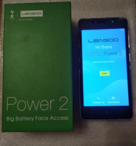 LEAGOO power 2 НОВЫЙ !!!