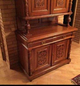 Реставрация деревянной и корпусной мебели