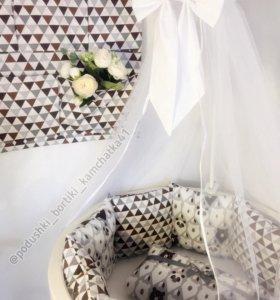 Пошив текстиля для деток и не только