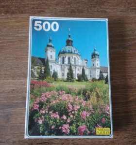 Пазлы 500