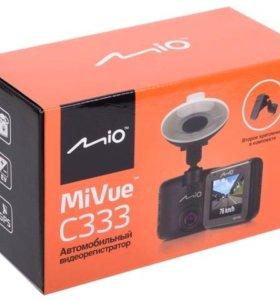 """Видеорегистратор """"Mio"""" MiVue C333 с GPS"""