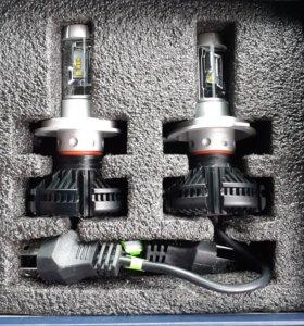 Светодиодные лампы LED 6000LM H4