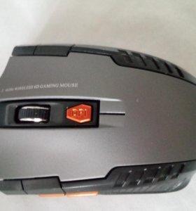 Игровая мышка (новая)