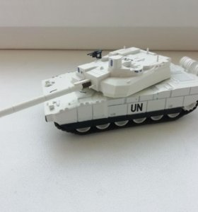 Модель французского танка Леклерк