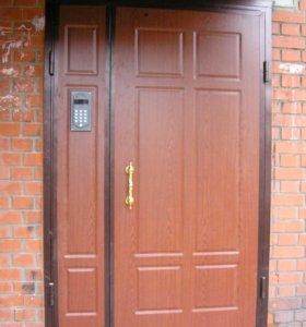 Железные тамбурные двери