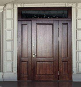 Железная дверь для офиса
