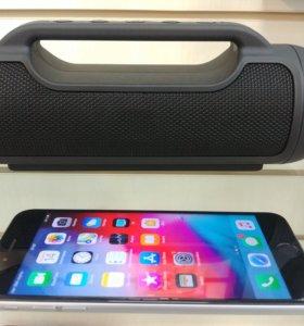 Колонка Bluetooth Ginzzu GM-990