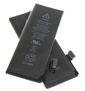 Аккумуляторы для iPhone 4/4S/5/5C/5S/SE