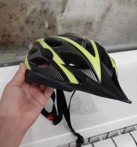 Набор заседание шлем наколенники и перчатки