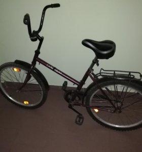 Велосипед дорожный складной