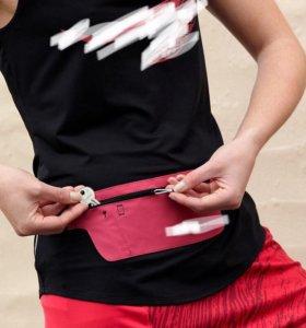 Влагонепроницаемая сумка на пояс для бега