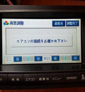 Штатный монитор Multivision Toyota Mark II