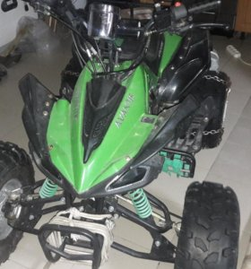 "Квадроцикл Avantis Mirage 8"" 125 cc 4т Зелёный"
