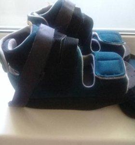 Обувь послеоперационная Барука