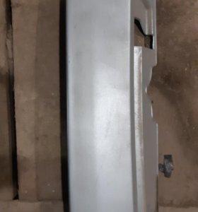 Решетка радиатора сплошная 2110 2112