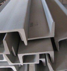 Швеллер, листовой металл