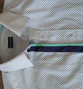 Рубашка Bruno Banani с коротким рукавом