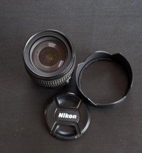 Nikon 18-70mm f3.5-4.5G ED-IF AF-S DX