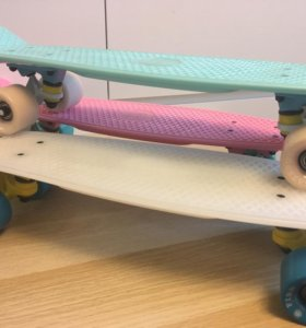 Мини-круизеры Penny Board Скейтборд Пенни борд