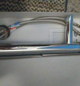 Новый смеситель для раковины однорычажный