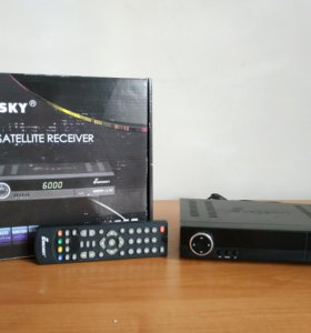 Спутниковый ресивер Eurosky ES-4050