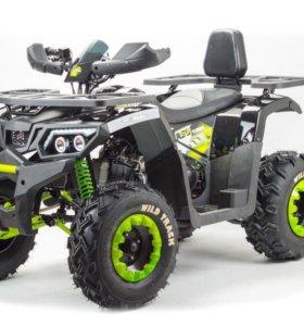 Квадроцикл wild track 200сс
