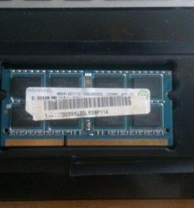 Оперативная память DDR3 - 4gb - 1600mhz
