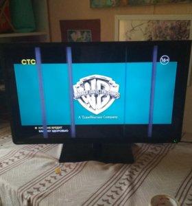Телевизор 32, dvb-t2, led