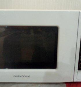 Микроволновая печь DAEWOO KOR -6L7B