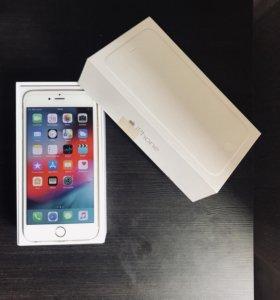 Продам iPhone 6 Plus 64gb, gold