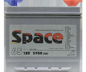 Аккумулятор Space 65