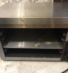 Печь саламандр