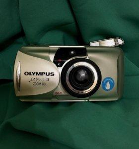 Olympus mju ii (2) zoom 80